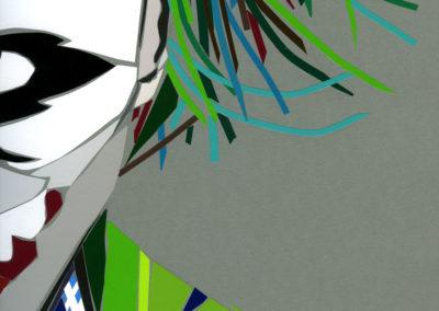 Marco Bukschat - Tape Art